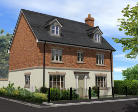 Eden 5 bed detached house shropshire