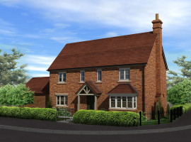 NEW HOMES FOR SALE OSWESTRY