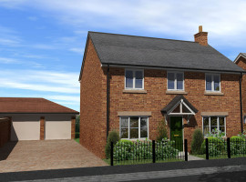 Stretford 4 bedroom detached house