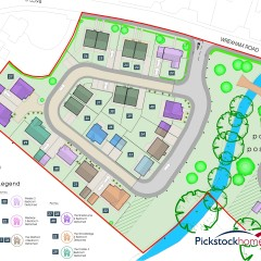 thumbnail of Manor Fields Phase II Site Plan