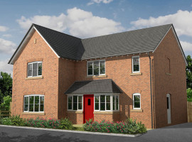 4 bed house Shropshire