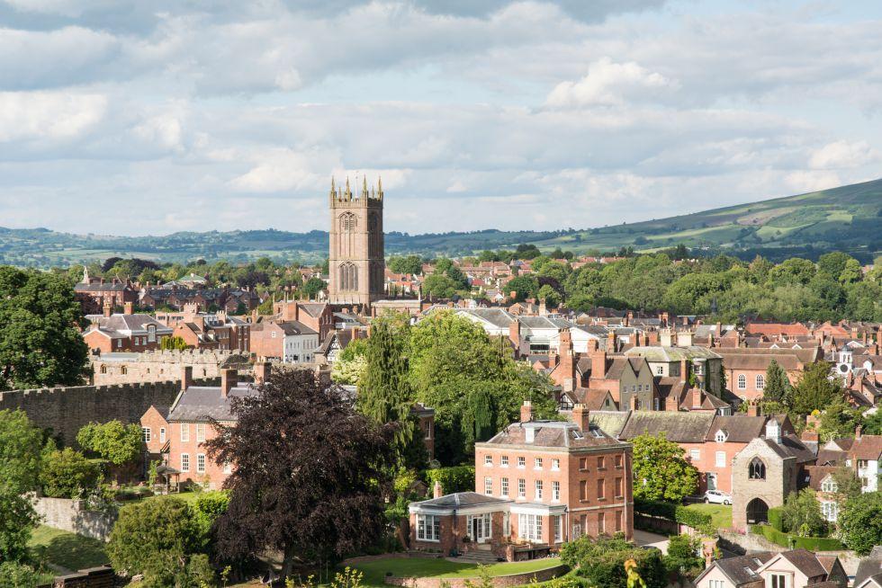 Henley Grange, Ludlow